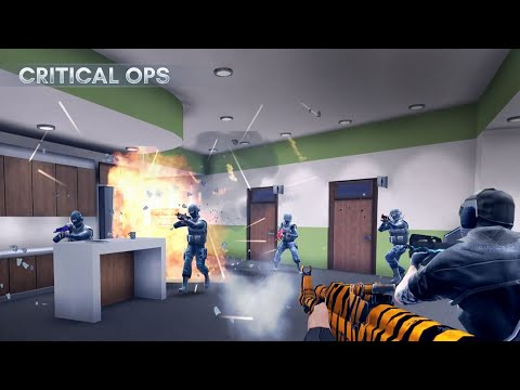 Game play Of Criticalops.