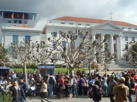 University of California,Berkeley travel/trip video,U.S.