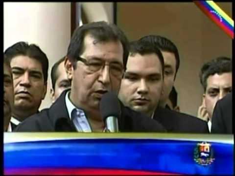 Adán Chávez se despide de su hermano
