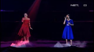 Download Lagu Isyana & Raisa - Mimpi & Anganku Anganmu - LIVE from NET 4.0 presents Indonesian Choice Awards 2017 Gratis STAFABAND