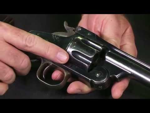 Smith & Wesson Model 3 Revolver and 320 Revolving Rifle