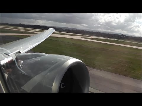 Qatar Airways QR42 Manchester - Doha  (FULL HD)