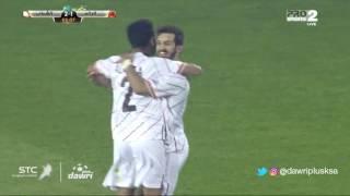 هدف الشباب الثاني ضد الرائد (عبدالوهاب جعفر) في الجولة 10 من دوري جميل