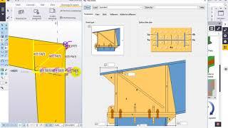 Tự học Tekla Structures - Mô hình tiền chế Bài 2