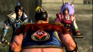 WO3U - Friend and Foe Alike [ Mitsunari Sima Shi and Xu Zhu - No Subs ]