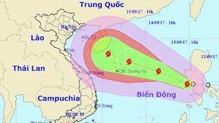 Tin Bão Mới Nhất :  bão trên Biển Đông (cơn bão số 10)