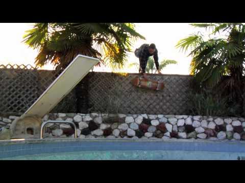 Elijah Berle SK8RATS Commercial