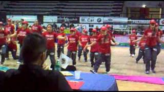 valentina liguori e la sua scuola di ballo