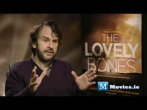 Peter Jackson talks The Hobbit & The Lovely Bones - Interview with The Lord Of The Rings director