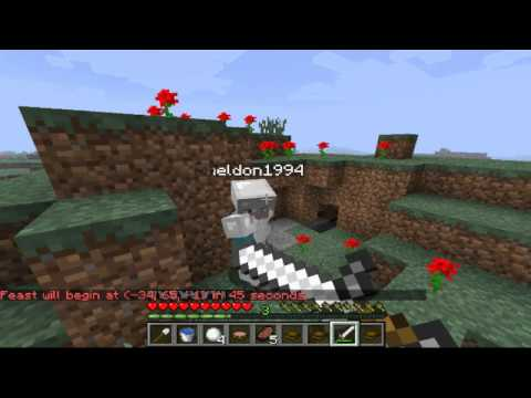 MCPVP Kit Review   #8   FROSTY   Minecraft Hunger Games