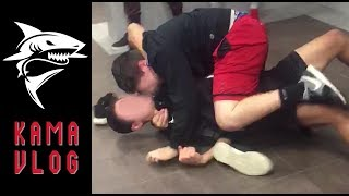 Can your Jiu-Jitsu REALLY defend you? - Kama Vlog