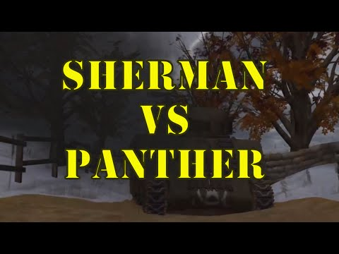 SHERMANVSPANTHER