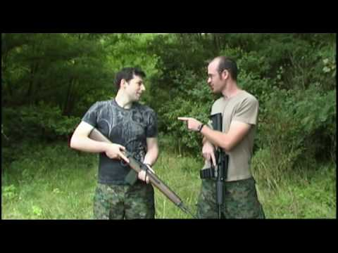 AATV Video Review: WE M14 GBB & KJ M4 GBB