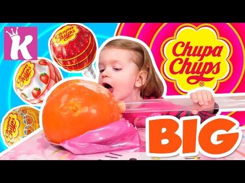 Как сделать чупа-чупс из сахара в домашних условиях видео