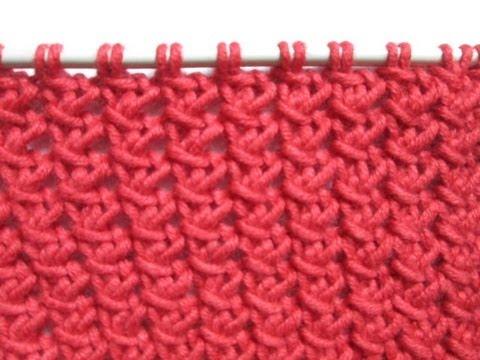 tuto tricot apprendre a tricoter le point de petite cloture point de tricot fantaisie facile. Black Bedroom Furniture Sets. Home Design Ideas