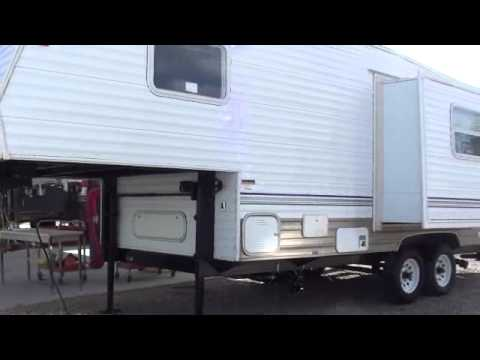2005 Nomad 245LF 5th Wheel for sale in Tucson AZ at Nelson RV 1.866.929.8527