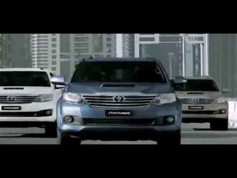 Toyota fortuner 2013 Latest Ad