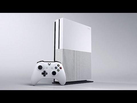 XBOX ONE S Trailer (New Console - 2016)