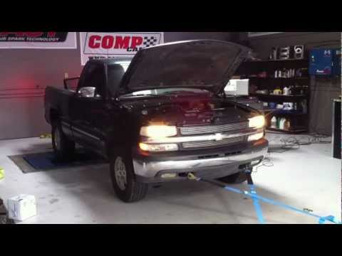 2001 Chevy Truck Twin Turbo Stock 200K Miles 5.3L Dynoed 620Hp