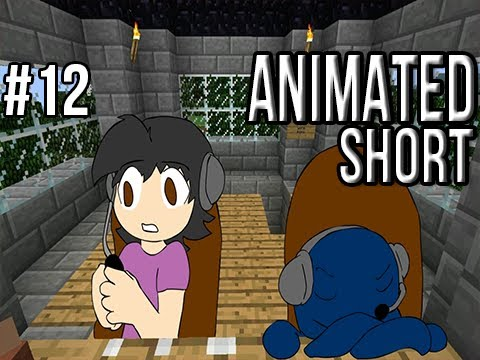Sly's Animated Shorts | Ep.12 | Minecraft Daily: Sky gets his Pilot wings!