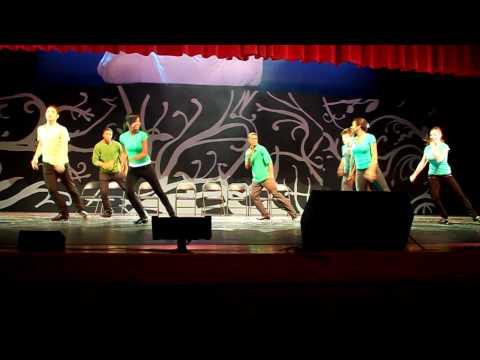 Rising Stars 2010 Laguardia H.S --- Tap Dancing!