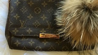 Why I'm Selling my Louis Vuitton Favorite MM