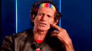 Keith Richards on Paint It Black