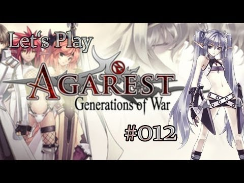 Let's Play Agarest Generations Of War [012|deutsch|hard] - Big Cock Gegner video