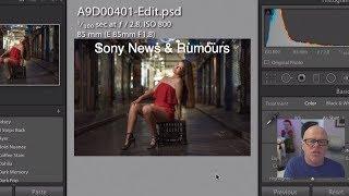 Sony Rumours & News Rokinon FE 50 1.4 Camera store gear found Sony mac update Voigtlander Fe 35mm