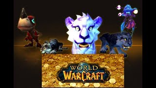 How to Make 1 Million Gold Each Month Playing 20 Minutes / Day - Battle Pet Arbitrage