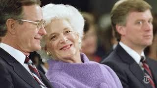 Remembering Barbara Bush | NYT News