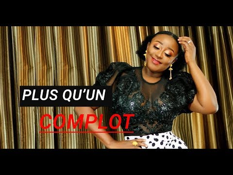PLUS QU'UN COMPLOT 1 : films nigerians en francais , avec ini edo, van vicker