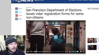 San Francisco is Letting Non-Citizens Vote