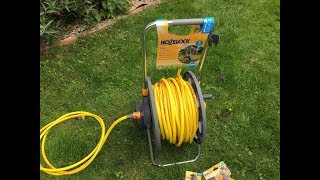 Hozelock Plus 90m Hose Cart 2451 Review