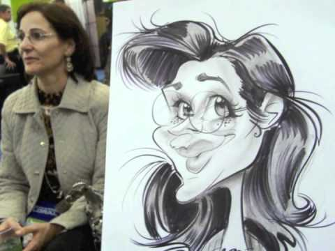Live Event Caricature Compilation #11