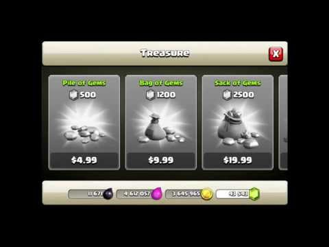 How to Get Free Gems in Clash of Clans WITH PROOF + INTERNATIONAL SUPPORT - NO JAILBREAK REQUIRED