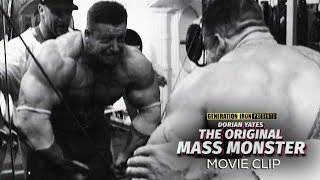 Dorian Yates: The Original Mass Monster MOVIE CLIP | First Impressions Dorian's Barbarian Physique