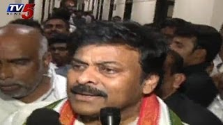 Pawan Action : Chiru Reaction
