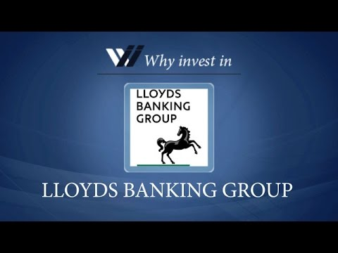 Lloyds Banking Group - Why invest in 2015