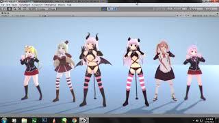 Maria Naruse V2 Animation Demo