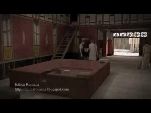Fullonica de Stephanus. Pompeya / Fullonica of Stephanus. Pompeii