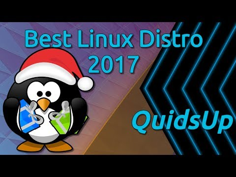Best and Worst Linux Distributions of 2017