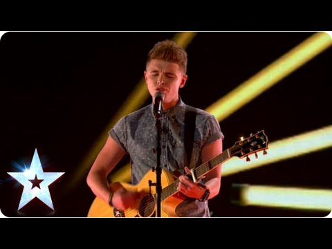 Jordan O'Keefe singing 'Firework' by Katy Perry | Final 2013 | Britain's Got Talent 2013