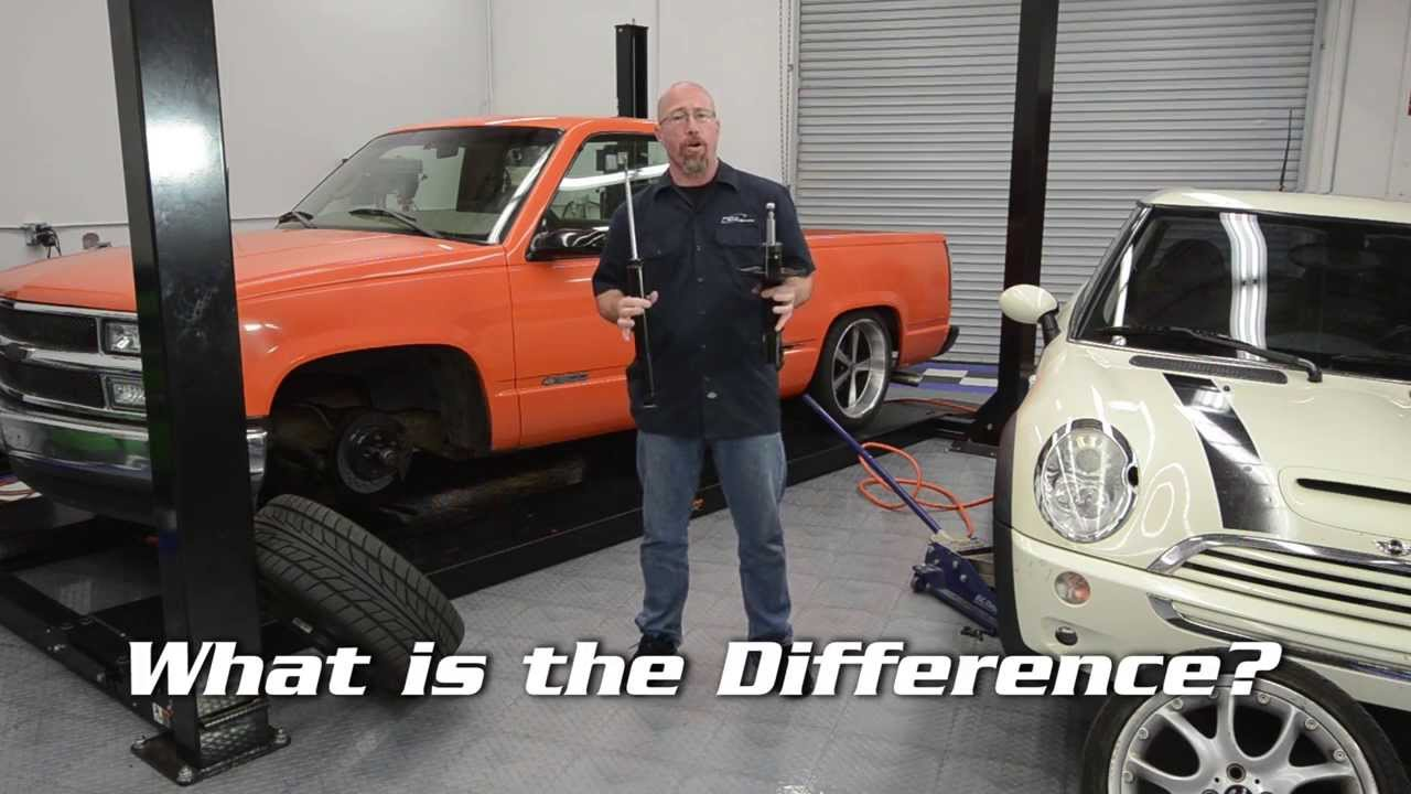 What Is The Difference Between Shock And Strut >> FAQ: What is The Difference Between Shocks and Struts? - YouTube