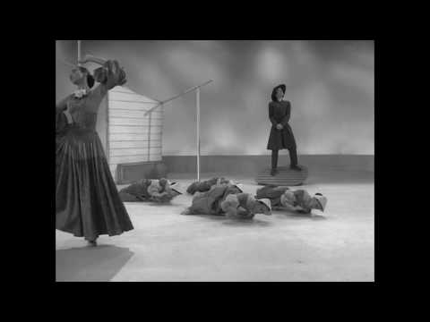 Martha Graham's Appalachian Spring Part 1/4