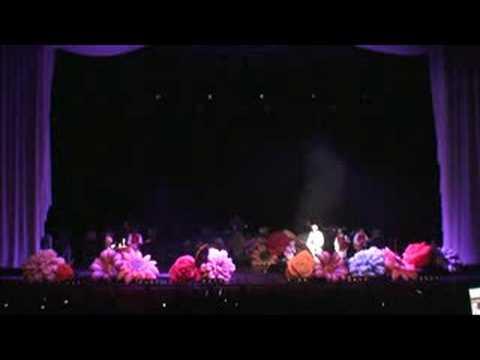 舞台演劇 装飾花