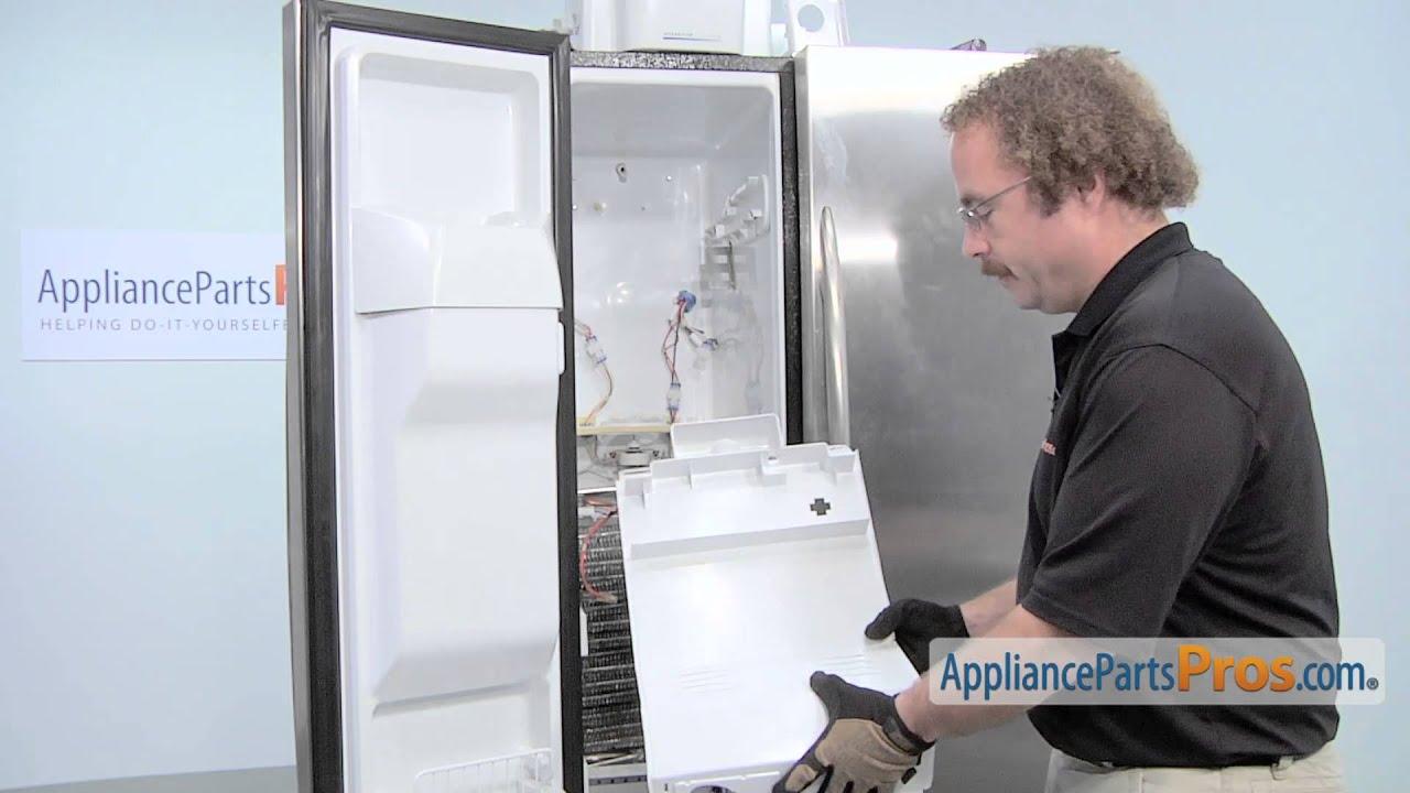 Refrigerator evaporator fan motor grommet part for Evaporator fan motor for hotpoint refrigerator