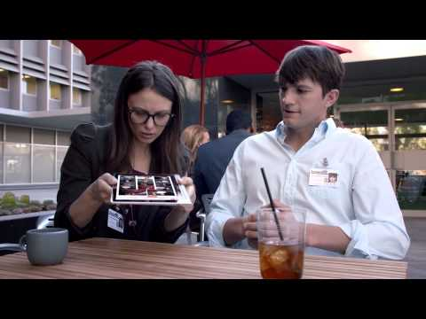 Lenovo Yoga Tablet  - Beta Test commercial with Ashton Kutcher