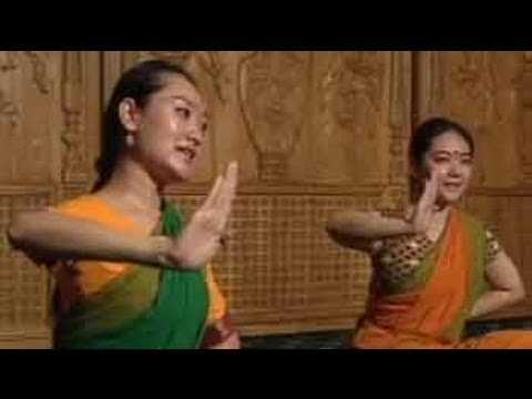 Hindi language classes, Bharatnatyam and 'bhajans' in Beijing
