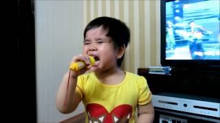 Bảo Châu hát Cho em một ngày theo phong cách Thanh Lam...